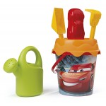 Set Secchiello Smoby Disney Cars 3 16 cm con Accessori