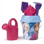 Set Secchiello Smoby Disney Frozen 16 cm con Accessori