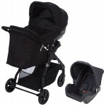 Safety 1st Passeggino Trio Amble Nero