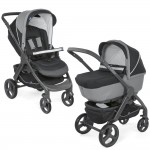 Duo Chicco Stylego Up Crossover Jet Black