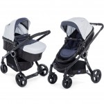 Passeggino Duo Chicco Urban Plus Special Edition Denim
