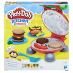Plastilina Hasbro Playdoh Burger Set