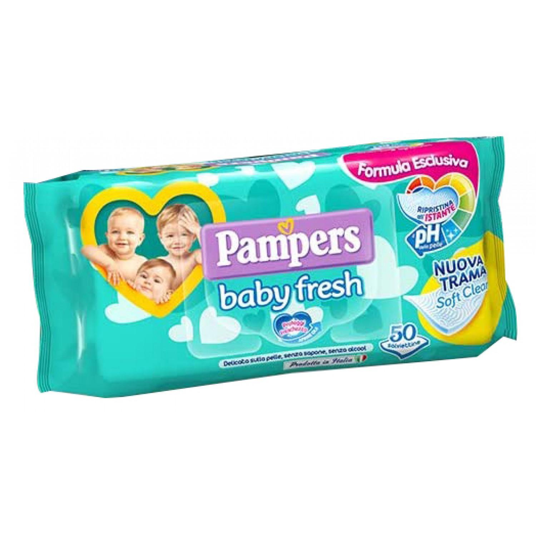 Image of Pampers Baby Fresh Tücher 50 Stk